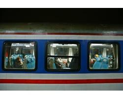 Những chuyến tàu mùa dịch COVID-19