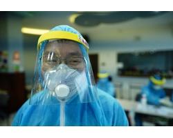 hơn 1000 công nhân Khu chế xuất Linh Trung 2 được lấy mẫu xét nghiệm Covid-19