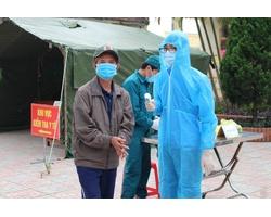 Quỳ Hợp hoàn thành việc bàn giao tất cả công dân cách ly virus SARS-CoV-2