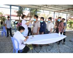 Ninh Thuận chung sức, đồng lòng đẩy lùi dịch COVID-19