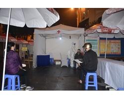 các bến xe khách mở cửa được phép hoạt động trở lại sau khi TP Hà Nội được nới lỏng cách ly xã hội.